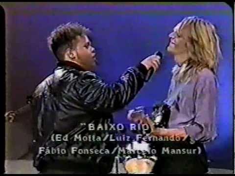 Ed Motta-Baixo Rio(Rede Manchete-Prog.Angelica)
