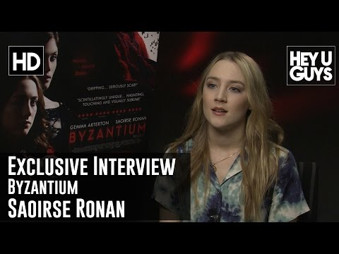 Saoirse Ronan Exclusive Interview - Byzantium