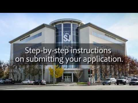 How To Apply to San Jose City College