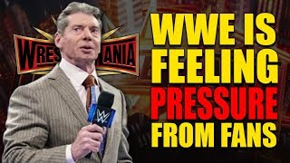 WWE Cancelling Plans For Wrestlemania 35 Because Of MAJOR Backlash!? (Vince Finally Listening?)
