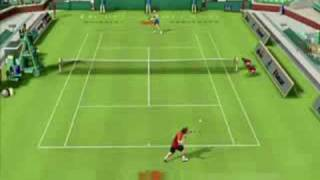 Top Spin 3 Trailer For Nintendo Wii