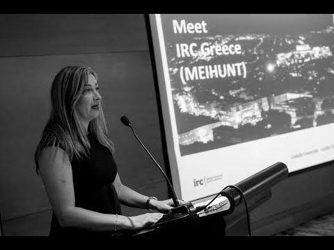 Katerina Meimaroglou, Founder & Managing Partner IRC Greece - Meihunt