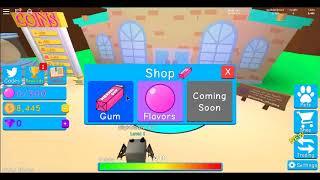 Roblox bubble gum simulater ep 1