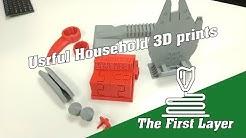Useful household 3D prints