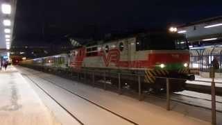 ヘルシンキ近郊列車 パシラ駅発車 Helsinki Commuter Rail