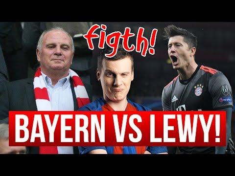 KONFLIKT Lewandowski vs Bayern! KTO MA RACJĘ?