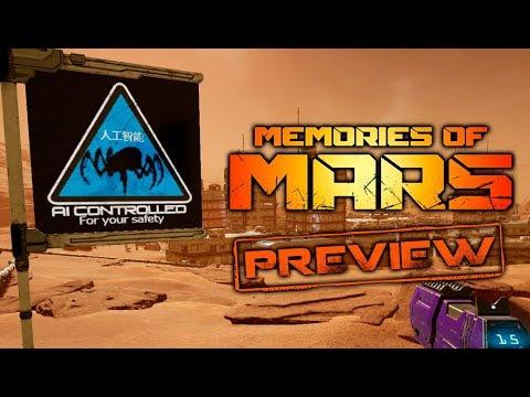 Memories of Mars preview |