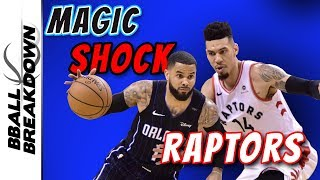 Download Magic Never Give  Up, Shock Raptors In Game 1 Mp3 and Videos