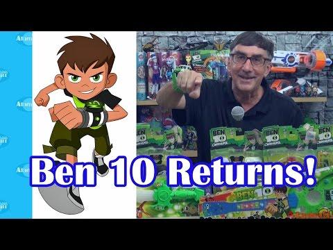 Ben 10 Toys Returns!