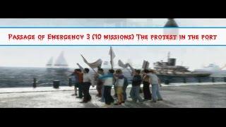 Прохождение Emergency 3 (Миссия-10)  Протест в порту(В порту проблемы: митинг защитников окружающей среды протестует против нелегального вывоза диоксина на..., 2016-11-22T11:16:07.000Z)