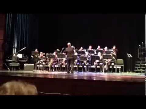 Metea Valley High School Jazz Band Montage Concert