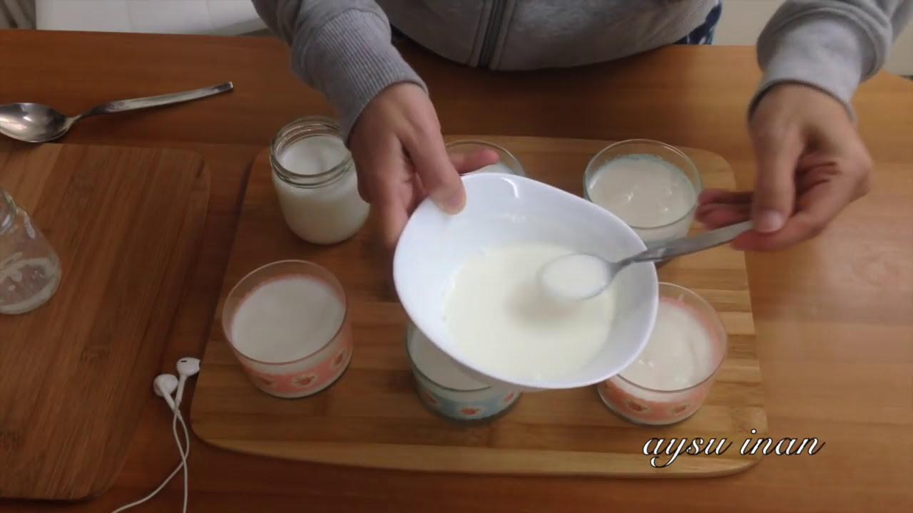 Bebeklere Yoğurt Nasıl Yapılır