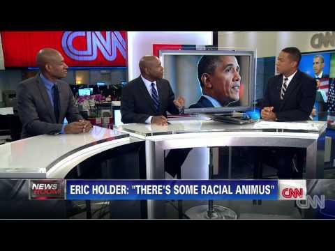 Eric Holder: Racial animus toward Obama