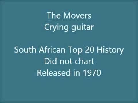 The Movers - Crying guitar