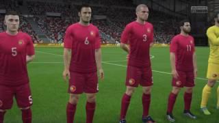 Pologne - Portugal [FIFA 16] | UEFA EURO 2016 (Quart de Finale N°1) | CPU Vs. CPU