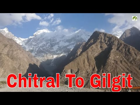 Pakistan Travel Chitral to Gilgit Road Trip by Motorcycle Rides 2018