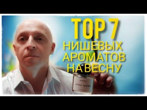 ТОП 7 Нишевый парфюм на весну 2020