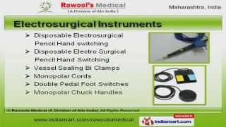 Medical & Surgical Instruments by Alis India, Thane
