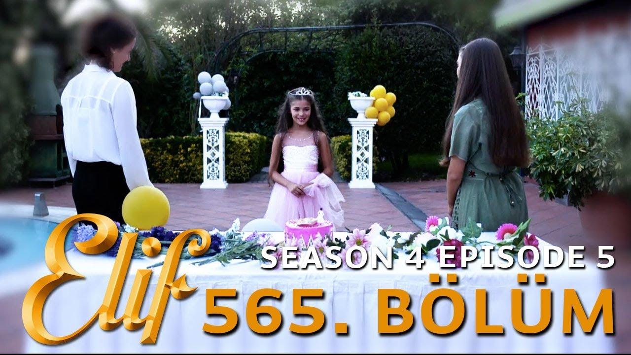Elif 565  Bölüm | Season 4 Episode 5