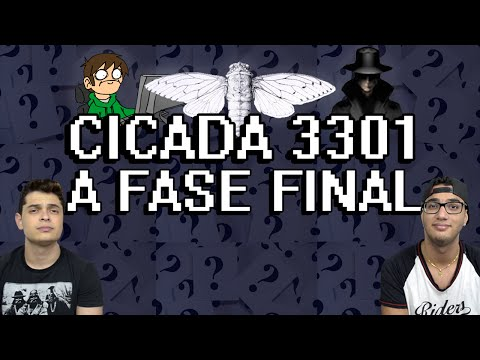 CICADA 3301 - A FASE FINAL