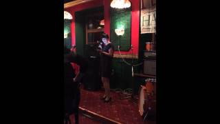 Stand Up. Валентина Калитвенцева (29.03.15) Открытый микрофон. Harat's Pub, Таганрог