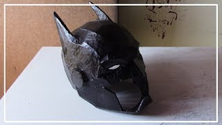 CASCO DE BATMAN / JUSTICE LEAGUE WAR DIY/ 100% CARTON