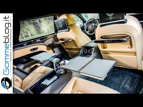 2019 Bentley Mulsanne – INTERIOR
