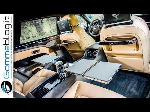 2019 Bentley Mulsanne - INTERIOR