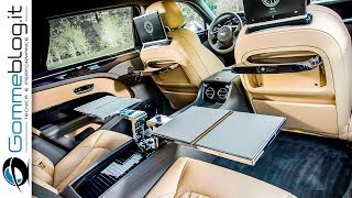 2019 Bentley Mulsanne - INTERIOR