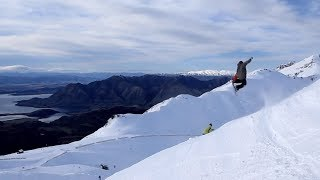 Training in Treble Cone Backcountry & Cardrona w/ Colin Boyd   A New Zealand Freeride Story, Ep. 1