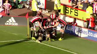 Blades 1-0 Ipswich - match action
