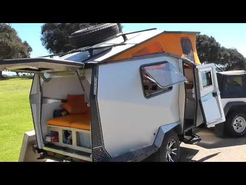 Cricket Trailer 2015... The New Sport Off Road