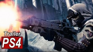 Destiny The Moon Gameplay Trailer (PS4) 【HD】