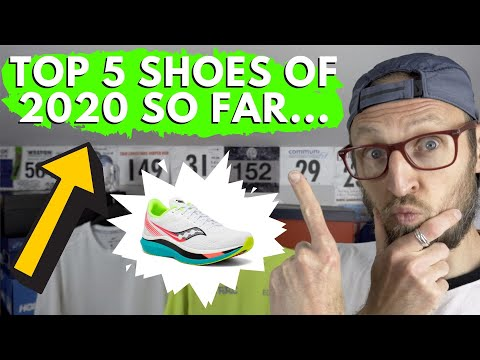 Top 5 Running Shoes of 2020 So Far | Best Running Shoes? | Endorphin Pro or Alphafly Next% | eddbud