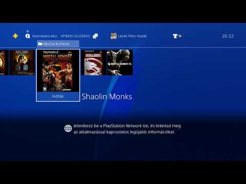 PS2 Shaolin Monks on PS4