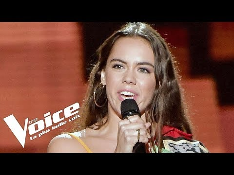 Rihanna - Rude Boy | Drea Dury | The Voice France 2018 | Blind Audition