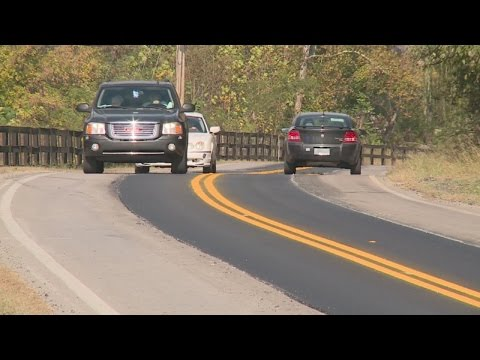 Harlan Countians Upset About Paving Job On Highway 72