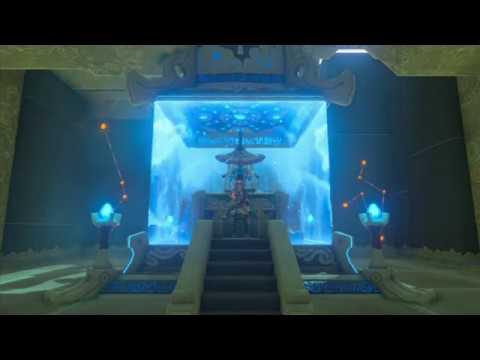 The Legend of Zelda Breath of the Wild   Hiya Miu Schrein