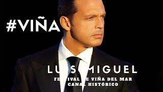 Luis Miguel - Hasta que me olvides -  (en Vivo HD)  Festival de Viña  #VIÑA #LUISMIGUEL #VIÑA