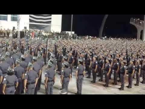 Cançao da policia militar sp