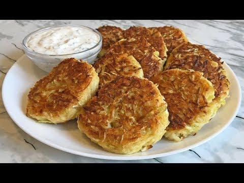 Аппетитные Капустные Котлеты По-Домашнему / Котлеты из Капусты / Cabbage Cutlets