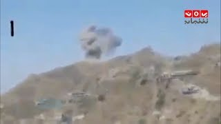 قبائل حجور تصد هجوما حوثيا شرق كشر