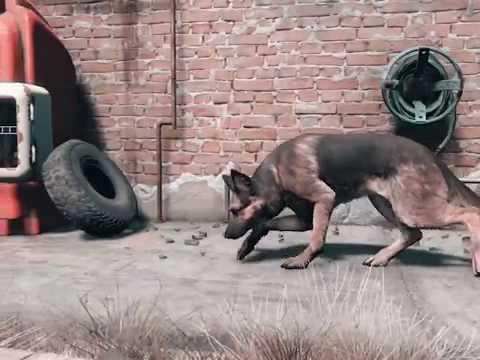 Fallout 4 - The Littlest Hobo Trailer