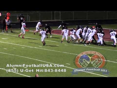 10-13-12 Arp vs Troup (Highlights) Alumni Football USA