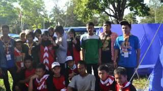 4th asean scout jamboree , indonesia , east borneo contingent memorial
