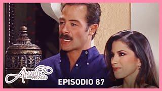 Amarte es mi pecado: Arturo le propone a Paulina casarse por la Iglesia | Escena C-87 | tlnovelas