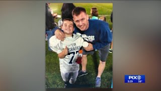 Family who lost son in car accident meets heart recipient
