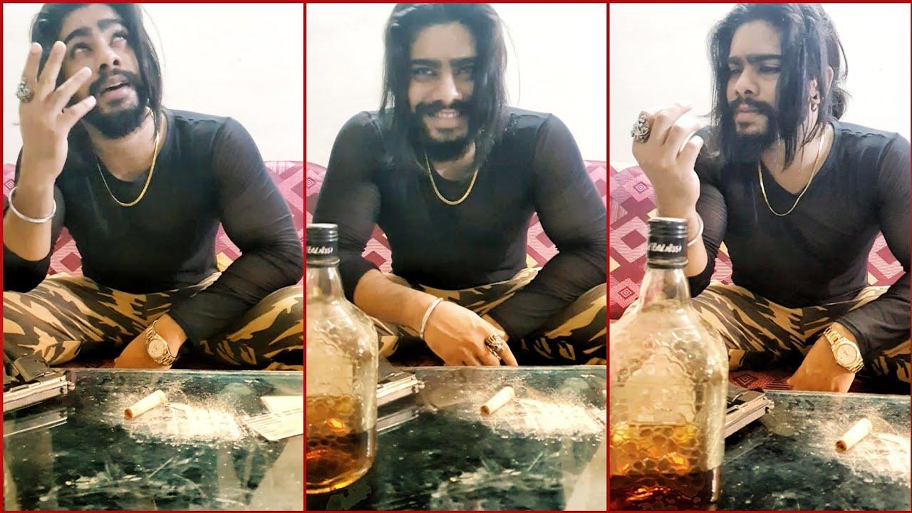 Gangster Monologue !! | Rohan Naidu