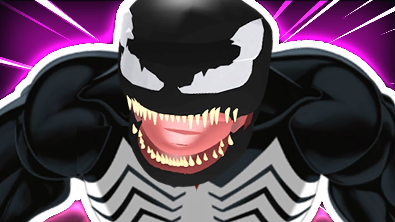 How To Be Venom From Spiderman In Robloxian Highschool Youtube