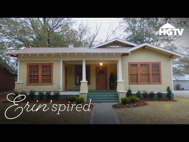 Erin\'spired | Bringing 1920s Design to Today - HGTV